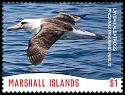 Cl: Laysan Albatross (Phoebastria immutabilis)(I do not have this stamp)  SG 3825d (2018)