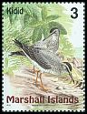 Cl: Grey-tailed Tattler (Heterosceles brevipes) SG 1109 (1999) 20