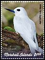 Cl: White Tern (Gygis alba)(Repeat for this country) (I do not have this stamp)  new (2019)