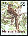 Cl: Long-tailed Koel (Eudynamys taitensis) SG 1119 (1999) 400