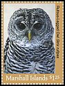 Cl: Rufous-legged Owl (Strix rufipes)(Out of range and no other stamp) (I do not have this stamp)  new (2018)