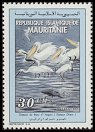 Cl: Great White Pelican (Pelecanus onocrotalus)(Repeat for this country)  new (1994)  [2/10]