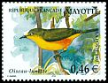 Cl: Mayotte White-eye (Zosterops mayottensis) <<Oiseau-lunette>>  SG 173c (2002)  [5/15]