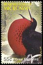 Cl: Great Frigatebird (Fregata minor) SG 1286d6 (2005)