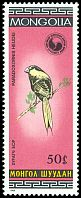 Cl: Reed Parrotbill (Paradoxornis heudei) SG 1669 (1985)