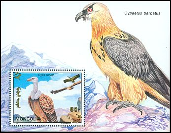Cl: Eurasian Griffon (Gyps fulvus)(Repeat for this country)  SG 2398b (1993)