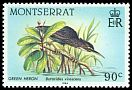 Cl: Green Heron (Butorides virescens) SG 608 (1984) 100