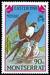 Cl: Magnificent Frigatebird (Fregata magnificens)(Repeat for this country)  SG 748 (1988)