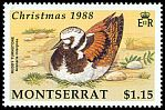 Cl: Ruddy Turnstone (Arenaria interpres) SG 779 (1988) 70
