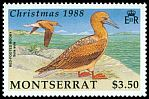 Cl: Red-footed Booby (Sula sula)(Repeat for this country)  SG 780 (1988)