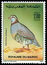Cl: Barbary Partridge (Alectoris barbara) SG 742 (1987) 30