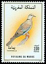 Cl: European Turtle-Dove (Streptopelia turtur) <<Tourterelle>>  SG 787 (1990)