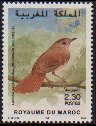 Cl: Common Nightingale (Luscinia megarhynchos) SG 936 (1998)