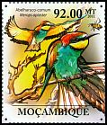 Mozambique <<Abelharuco-comum>> new (2011)