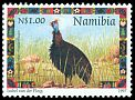 Cl: Helmeted Guineafowl (Numida meleagris)(Repeat for this country)  SG 745 (1997)