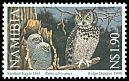 Cl: Spotted Eagle-Owl (Bubo africanus) SG 792 (1998)