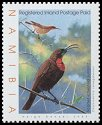Cl: Scarlet-chested Sunbird (Chalcomitra senegalensis) SG 988 (2005)  [3/48]
