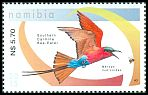 Cl: Southern Carmine Bee-eater (Merops nubicoides)(Repeat for this country)  SG 1260 (2015)  [9/32]