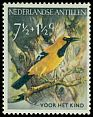 Cl: Yellow Oriole (Icterus nigrogularis) SG 369 (1958) 70