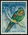 Cl: Brown-throated Parakeet (Aratinga pertinax) SG 371 (1958) 90