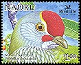 Cl: Mariana Fruit-Dove (Ptilinopus roseicapilla)(Out of range and no other stamp)  SG 602c6 (2005)  [6/9]