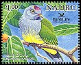 Cl: Atoll Fruit-Dove (Ptilinopus coralensis)(Out of range and no other stamp)  SG 602c1 (2005)  [6/9]