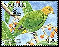 Cl: Velvet Dove (Ptilinopus layardi)(Out of range)  SG 602c5 (2005)  [6/9]