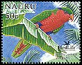 Cl: Kuhl's Lorikeet (Vini kuhlii)(Out of range)  SG 602b1 (2005)  [6/9]