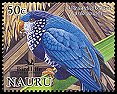 Cl: Ultramarine Lorikeet (Vini ultramarina)(Out of range)  SG 602b6 (2005)  [6/9]