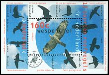 Cl: European Honey-buzzard (Pernis apivorus) SG 1772 (1995)