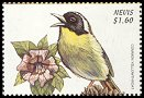 Cl: Common Yellowthroat (Geothlypis trichas)(Out of range)  SG 1325 (1999)