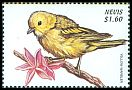 Cl: Yellow Warbler (Dendroica petechia) SG 1324 (1999)