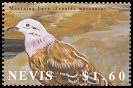 Cl: Mourning Dove (Zenaida macroura)(Out of range)  SG 1718 (2002)