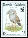 Cl: Kagu (Rhynochetos jubatus)(Endemic or near-endemic)  SG 1150 (1998)