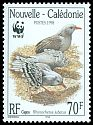 Cl: Kagu (Rhynochetos jubatus)(Endemic or near-endemic)  SG 1153 (1998)