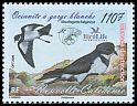 New Caledonia <<Oceanite a gorge blanche>> SG 1439 (2008)