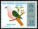 Cl: Pacific Imperial-Pigeon (Ducula pacifica) SG 184 (1974) 95