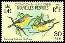 Cl: Yellow-fronted White-eye (Zosterops flavifrons flavifrons) SG 285 (1980) 90