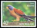 Cl: Lesser Kestrel (Falco naumanni)(Out of range)  SG 2369 (2000)