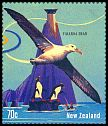 Cl: Royal Albatross (Diomedea epomophora)(Endemic or near-endemic) (I do not have this stamp)  new (2012)  [7/60]