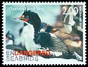 Cl: Chatham Islands Shag (Phalacrocorax onslowi) new (2014)  [9/2]