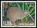 Cl: Okarito Brown Kiwi (Apteryx rowi)(Endemic or near-endemic)  SG 2375 (2000)