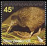 Cl: Southern Brown Kiwi (Apteryx australis)(Endemic or near-endemic)  SG 2801 (2005)  [5/1]