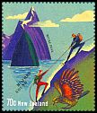 Cl: Kea (Nestor notabilis)(Endemic or near-endemic) (I do not have this stamp)  new (2012)  [7/60]