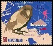 Cl: Kakapo (Strigops habroptila)(Stylised)  SG 3157e (2009)  [6/17]