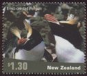 Cl: Erect-crested Penguin (Eudyptes sclateri) SG 2455 (2001)  [1/11]