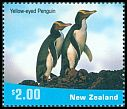 Cl: Yellow-eyed Penguin (Megadyptes antipodes)(Endemic or near-endemic)  SG 2457 (2001)