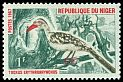 Cl: Red-billed Hornbill (Tockus erythrorhynchus) SG 247 (1967) 5