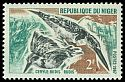 Cl: Pied Kingfisher (Ceryle rudis) SG 248 (1967) 5