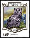 Cl: Verreaux's Eagle-Owl (Bubo lacteus)(I do not have this stamp) (not catalogued)  (2015)